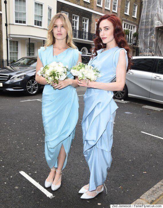 Jerry Hall Married Rupert Murdoch In Vivienne Westwood Wedding