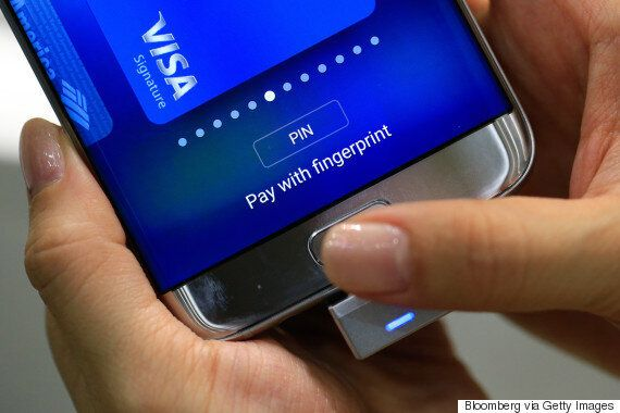 How Secure Is Your Fingerprint? Researchers Fool Smartphone Scanner Using Inkjet