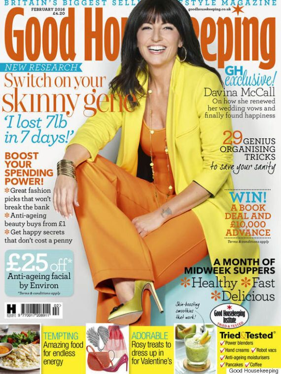 Davina McCall Opens Up About The Menopause: 'It's Quite