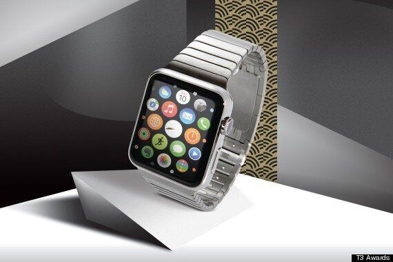 Best Gadgets 2015: Apple Watch Takes Home Gadget Of The Year At The T3 Gadget