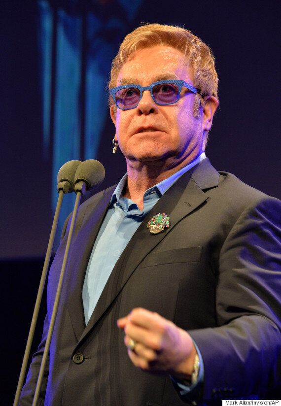 Elton John Responds To Vladimir Putin Pranksters With 'Homophobia Is Never Funny' Instagram