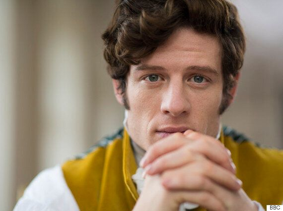 James Norton Gets His Twitter Fans Swooning As Smouldering Prince Andrei In BBC Epic 'War And