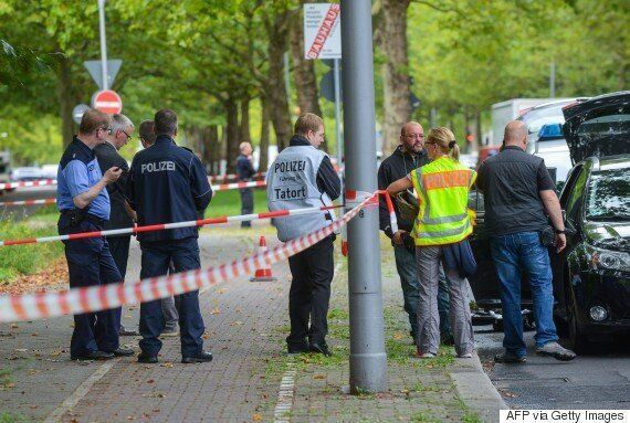 Islamic Extremist Rafik Mohamad Yousef Shot And Killed By Berlin Police Following Knife