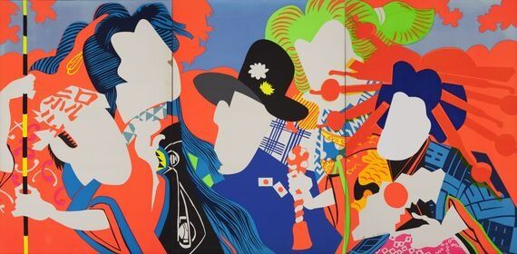 Review: The World Goes Pop, Tate Modern 'Brash, Bold and