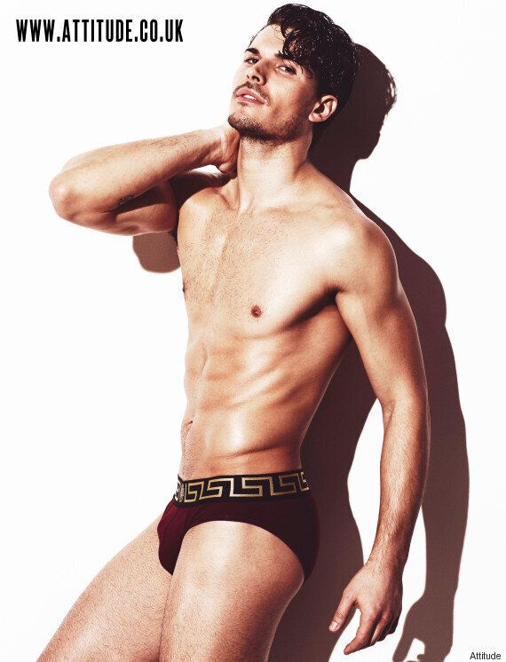 'Strictly Come Dancing' Pro Gleb Savchenko Looks AMAZING In New Shirtless Photoshoot For Attitude Magazine
