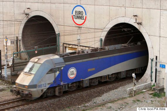 'Syrian Refugee' Found Dead On Roof Of Freight Train At Channel Tunnel