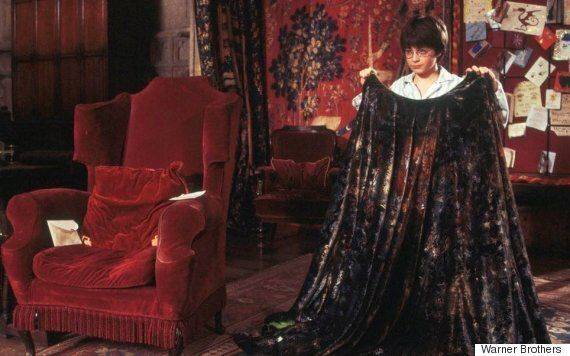 Harry Potter Fans Rejoice! Super-Thin Invisibilty Cloak Created By
