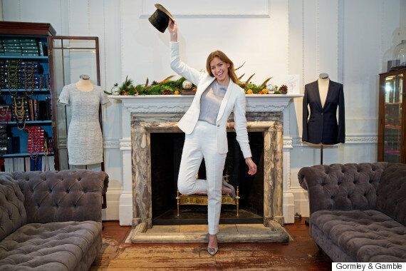 Phoebe Gormley: The Young, Female Entrepreneur Behind Savile Row's First Women's-Only