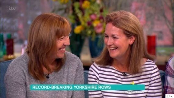 Yorkshire Rows' Helen Butters Addresses Naked 'BBC Breakfast' Mishap On 'This