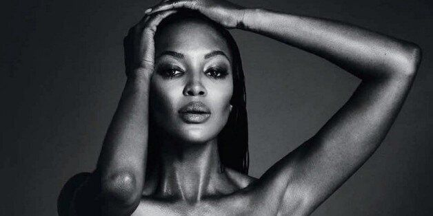 Naomi Campbell's Topless #FreeTheNipple Photo Mysteriously Disappears From