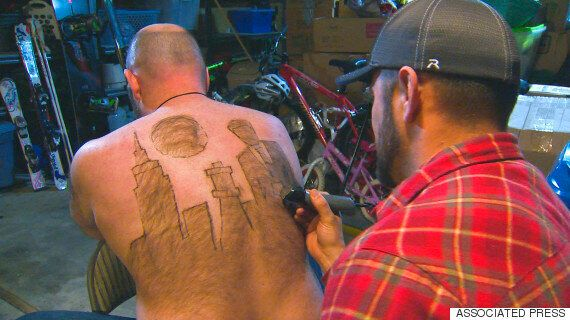 Mike Wolfe Is The Man Turning Back Hair Into Art... For A