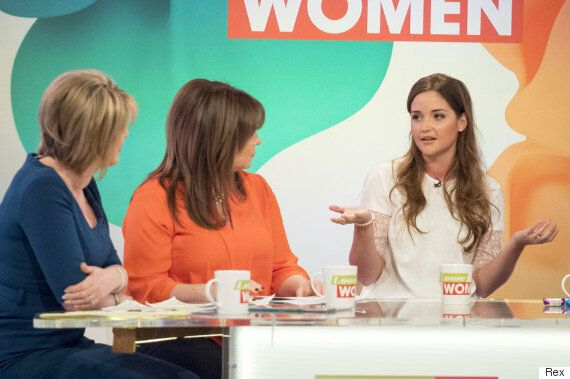 Jacqueline Jossa Hits Out At 'Loose Women' In Furious Twitter Rant About Dan Osborne