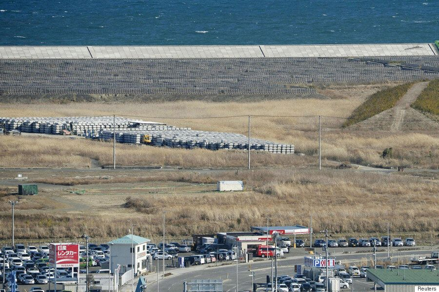 Japan Tsunami 2011: Fukushima Disaster Before And After Images Show Just How Far Country Has