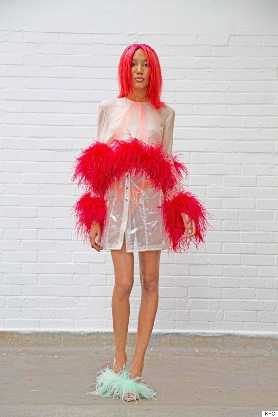KFC Fashion Collaboration With Katie Eary Is The Stuff Of
