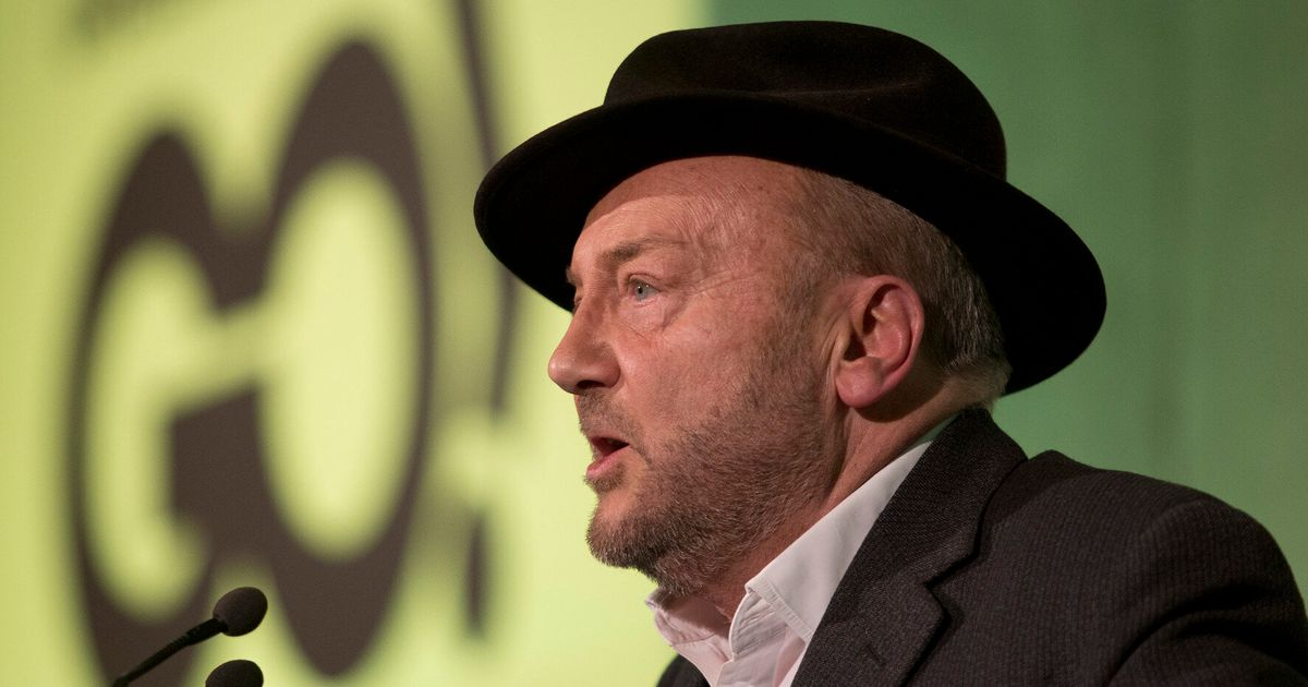 It's Not A 'Betrayal' Of Corbyn To Back Brexit, Galloway Tells Labour Voters