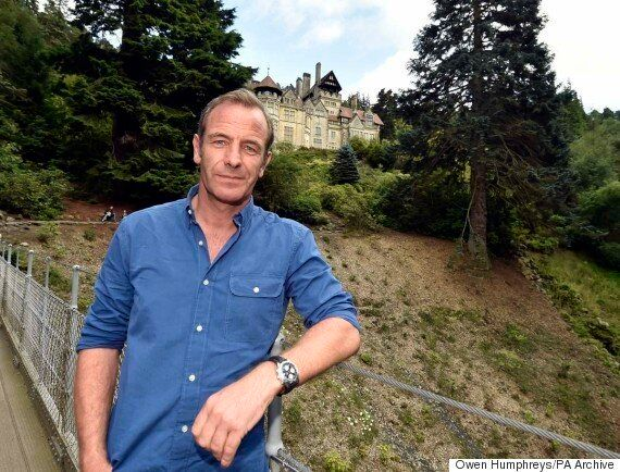 Robson Green's First Acting Job Surfaces In Film Against Anti-Social Behaviour On Newcastle