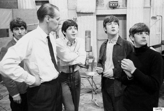 George Martin Dead: Paul McCartney Leads Tributes To Beatles Producer, Who Has Died Aged
