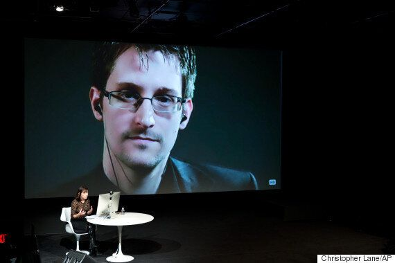 Snowden: The FBI Saying They Need Apple To Unlock An iPhone Is