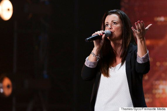 'X Factor': Sherilyn Hamilton Shaw's Audition Brings Cheryl Fernandez-Versini To Tears
