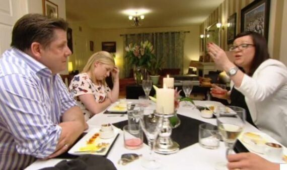 'Come Dine With Me' Contestant Orders Guest Off His Property After Accusing Her Of Sabotage To Win £1000...