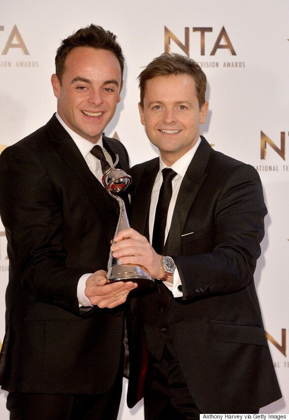 NTAs 2016: Nominations Revealed! Will Ant And Dec Win Best TV Presenters For 15th Year In A