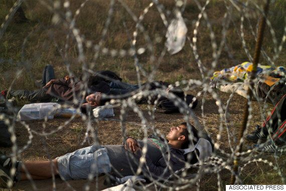 Refugee Crisis Sees Tensions Rise Between Hungary And Croatia Over 'Human