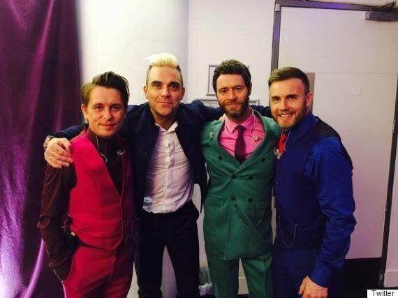 Take That Reunion: Robbie Williams' Rep Responds To 2016 Tour