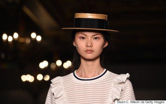 London Fashion Week Trends: Festival Headwear Will Take A Nautical Slant In