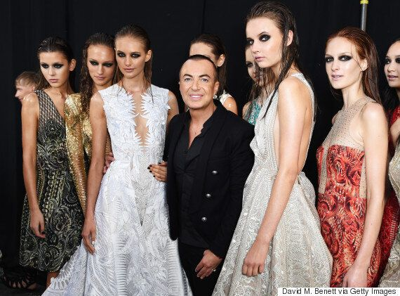 London Fashion Week: Both Men And Women Will Sparkle In Spring 2016 Thanks To Julien