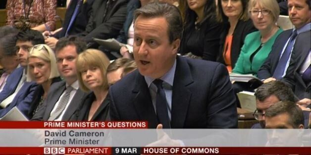 PMQs Today Without The Shouting: 9 March