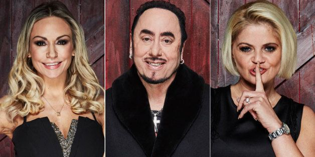 Some of 2016's Celebrity Big Brother
