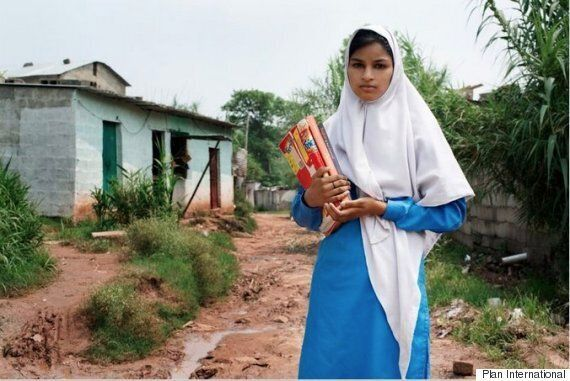 Violence In Pakistan's Slums Means These Girls Risk Everything To Go To