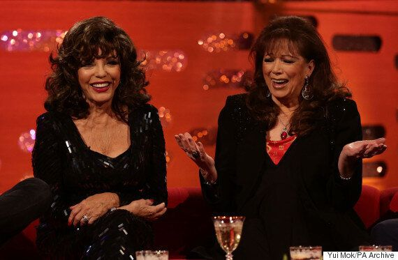 Jackie Collins Dies Of Breast Cancer Age 77, After Secret Six-And-A-Half Year