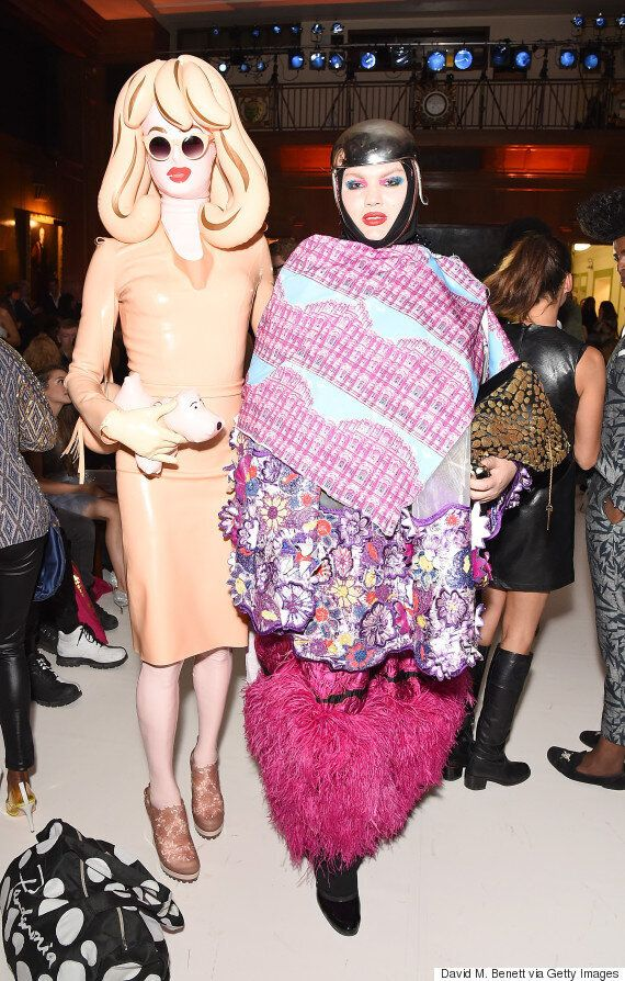 London Fashion Week: The Craziest Things Ever Seen At