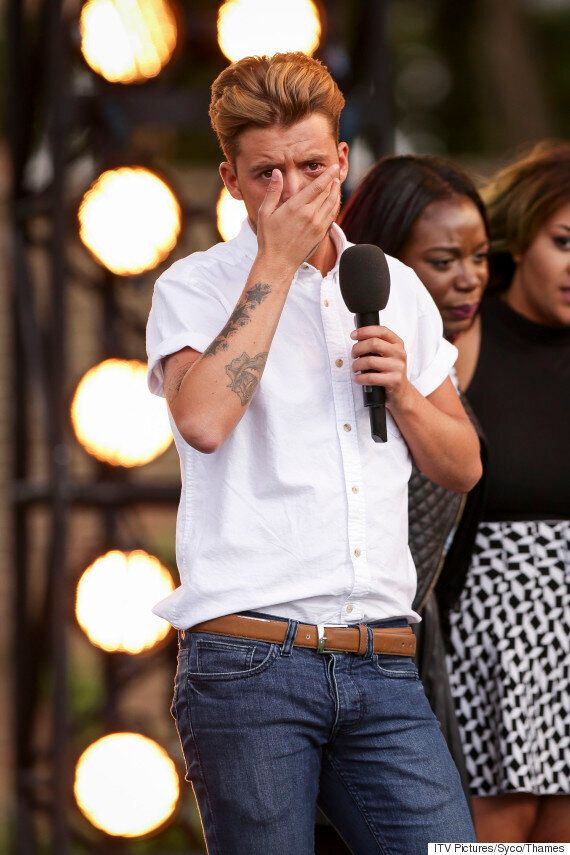 'X Factor': Ryan Ruckledge Booted Out As Nick Grimshaw Declares 'He Needs To Be On 'Big Brother'