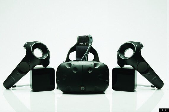 This Is The Year Virtual Reality Changes Everything, And