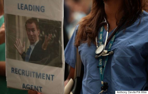 The Junior Doctors Row Is Putting Students Off Studying Medicine - And It Spells 'Disaster' For
