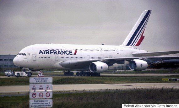 Air France Finds Girl Hidden In Bag On Plane Arriving Into Paris From Istanbul,