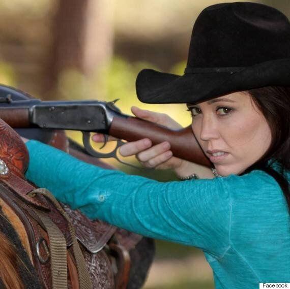 Pro-Gun Activist Jamie Gilt Accidentally Shot By Her 4-Year-Old