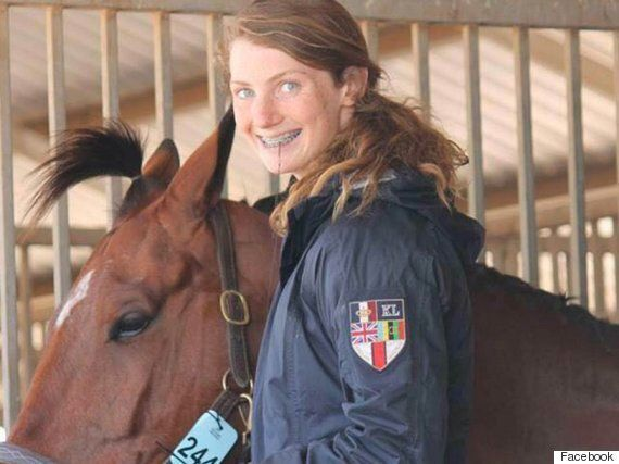 Teenager Olivia Inglis Crushed By Her Own Horse As Her Parents