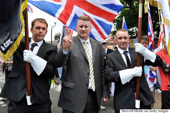 Britain First's London Mayor Election Slogans Banned For Being
