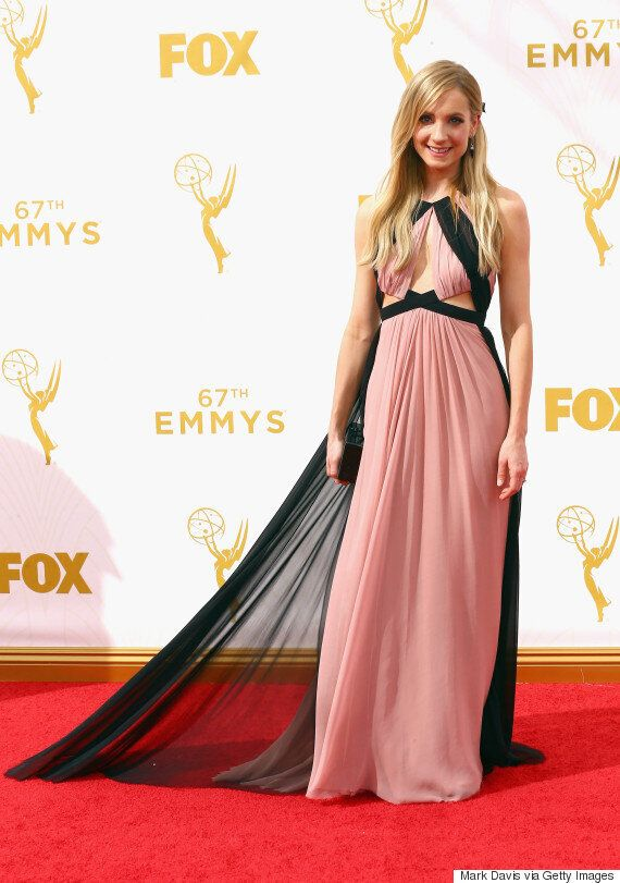Emmys 2015: Lady Gaga Leads Glamour With Flawless Toned-Down Look, While 'Downton Abbey' And 'Game Of...