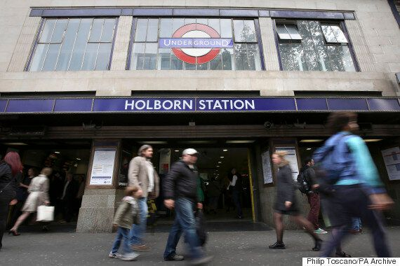 Holborn Station: Standing Only Escalator Trial Leads To 30% Improvement, As Scheme Extended By Six