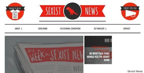 No More Page 3 Campaign Reborn As 'Sexist News' And Its Target Is Much Wider Than The