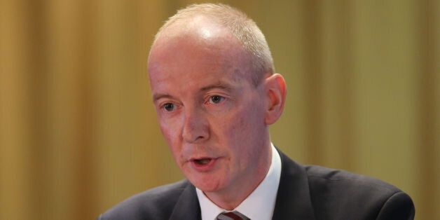 Shadow Europe Minister Pat McFadden during the Newry Mourne and Down District Council hosted Brexit -...