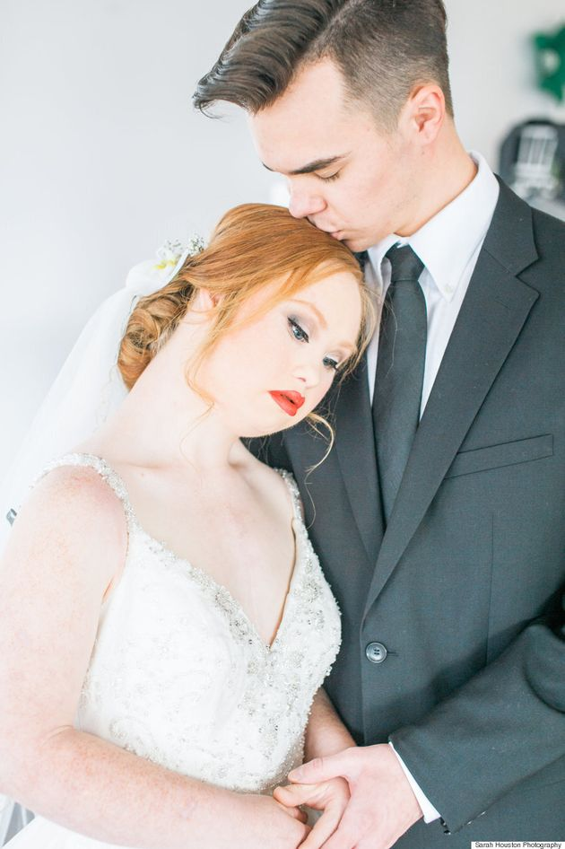 Madeline Stuart, Model With Down's Syndrome, Stars In Breathtaking Wedding