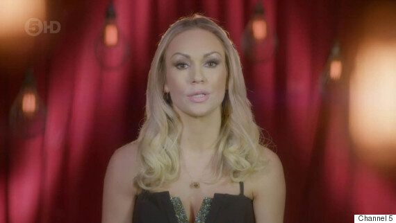 'Celebrity Big Brother': Kristina Rihanoff Compared To The Cold War By 'Strictly Come Dancing' Judge...