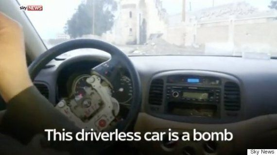 Islamic State Experts Modify Missiles And Build Remote-Controlled Car Bombs, 'Jihadi University' Footage