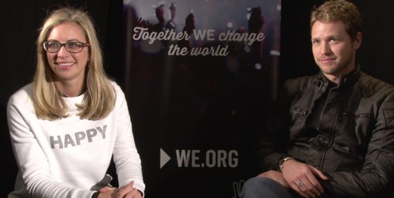 WE Day UK - Stars Join Students To Make the World A Better