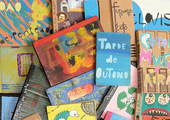 Learning From Waste-Picking Publishers in Latin